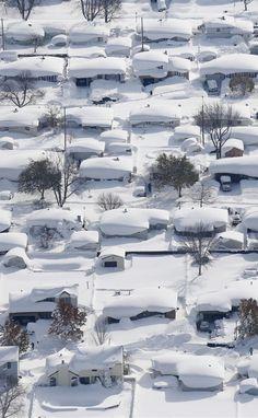 Buffalo, New York.