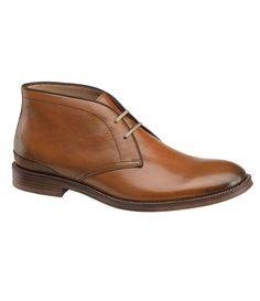 J&M Est. 1850 Men´s Grayson Leather Chukka Boots