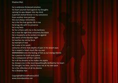 Shadow Man Poem meme