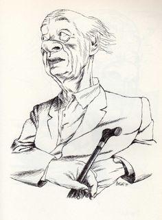 Tullio Pericoli   Eugène Ionesco
