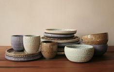 Adam Silverman Cups, Plates &Bowls - ceramics