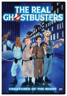 The Real Ghostbusters (TV Series 1986–1991)