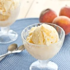 peach swirl frozen yogurt more swirls frozen vanilla peaches frozen ...