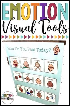 emotion visuals for students with autism