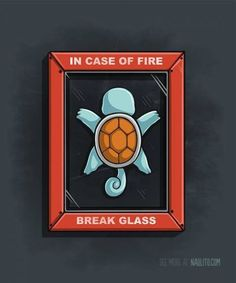 ...*sets somthing on fire* o look a fire, *breaks glass* yay now i got a squirtal!!! :D am i forgetting somthing? lol