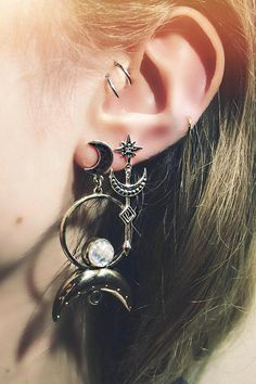Stardust collection #jewelry #earrings