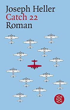 Catch 22: Roman von Joseph Heller http://www.amazon.de/dp/3596125723/ref=cm_sw_r_pi_dp_VLn.wb08HK9SG