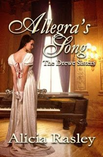 Sapphyria's Books: Book Review: Allegra's Song (The Drewe Sisters) by...