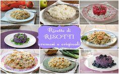 Ricette+di+risotti+cremosi+e+originali