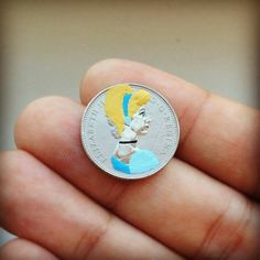 Artist Creatively Reveals Pop Culture Portraits Within Coins - My Modern Metropolis
