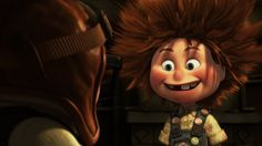 """You know, you don't talk very much. I like you."" - UP"