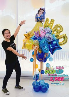 Balloons And More, Number Balloons, Colourful Balloons, Balloon Arrangements, Balloon Centerpieces, Balloon Decorations Party, Balloon Gate, Balloon Columns, Balloon Bouquet Delivery