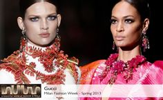 Gucci Spring 2013 collection