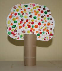 This is easy to make for preschool craft...Google Image Result for http://www.allkidsnetwork.com/crafts/fall/images/fall-tree-craft.jpg