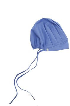 An adjustable, bouffant scrub hat features a terry cloth sweatband, front pleats that give enough fullness for complete hair coverage and back elastic for better fit. Beauty Uniforms, Medical Scrubs, Scrub Caps, Drawstring Backpack, Grey's Anatomy, Scrubs Uniform, Bandanas, Graduation, Marvel