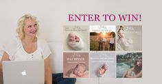 The Milky Way is giving away a free seat to one of their photography classes or retreats!   (Newborn, Maternity + Family-related classes!)  Check it out here - http://giveaway.themilkyway.ca/ref/r7511607