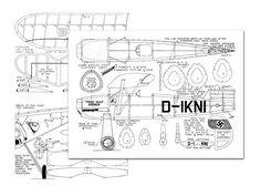 Focke-Wulf Stosser - plan thumbnail