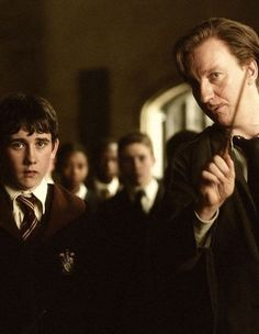 Neville and Lupin