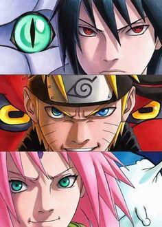 Metal Poster Naruto Anime