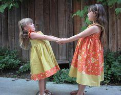fun in the sun(dress) Simple Raglan - iCandy handmade