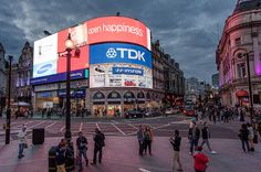 Piccadilly Circus Piccadilly Circus is a road junction and public space of London& West End in the City of Westminster. It was built in 1819 to connect Regent Street with Piccadilly. Piccadilly Circus, London Eye, Big Ben, Liverpool, Circus Circus Hotel, Regent Street, London Street, Harry Potter Filming Locations, London Square