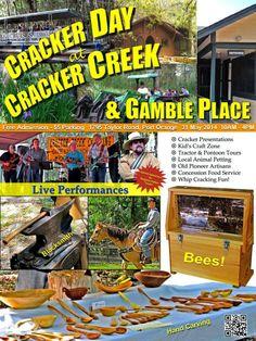 Cracker Day Festival at Cracker Creek in Port Orange | Flagler County Family Fun
