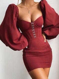 Tight Dresses, Club Dresses, Sexy Dresses, Clubbing Dresses, Homecoming Dresses, Wrap Dresses, Hoco Dresses, Mini Dresses, Mode Outfits