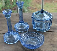 Southern Vintage Candle Holders
