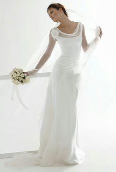 Beautiful Wedding Gown #weddingdress
