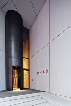 GD lighting design CHAO hotel beijing designboom