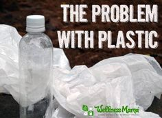 There are many problems with plastic - it contains chemicals (like BPA and Phthalates) that are toxic to humans, animals and the planet.