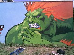monstrous Graffiti Art: Waiting for Public and Official Acknowledgement