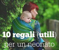Regali utili per neonati