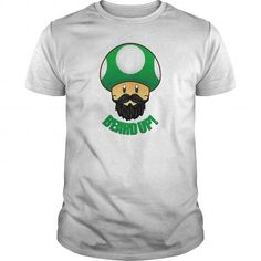 Awesome Beard Lovers Tee Shirts Gift for you or your family member and your friend:  Beard Up! Tee Shirts T-Shirts