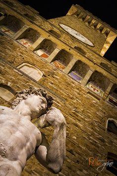 Michelangelo's David, Florence Italy