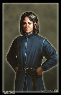 Edric Storm - É filho bastardo do Rei Robert Baratheon e de Delena Florent. Robert e Delena conceberam Edric na noite de núpcias de Stannis Baratheon e Selyse Florent, na própria cama do casal. Stannis viu isso como uma mancha em sua honra, e por isso enviou Edric para Ponta Tempestade, junto de seu outro tio, Lorde Renly Baratheon. Como Delena era de nascimento nobre, Robert Baratheon o reconheceu como seu filho.