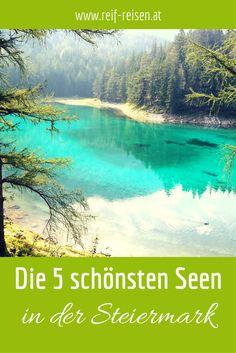 Das grüne Herz Österreichs bietet eine unglaubliche Vielzahl an wunderschönen Seen, die zum Verweilen, zum Baden und Kraft tanken einladen. Bbq Rub, Austria Travel, Van Life, Places To See, The Good Place, Road Trip, To Go, Wanderlust, Europe