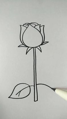 Easy Disney Drawings, Art Drawings Sketches Simple, Art Drawings For Kids, Doodle Drawings, Easy Drawings, Pen Drawings, Halloween Pictures To Draw, Easy Halloween Drawings, Simple Hand Embroidery Designs