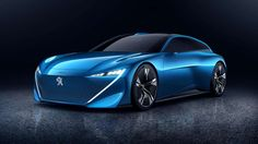 The world needs more shooting brakes, which is why we're welcoming the Peugeot Instinct concept with... - Peugeot