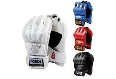 martial arts gear vicbang_mma — OrangeTag Half Finger Boxing Gloves Sanda Fighting...