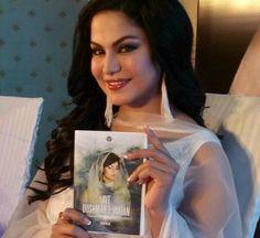 Veena Malik at the music launch of her song 'Aye Dushman-e-Watan.'