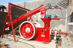 Role of #Biomass #Briquetting #Machine #Plant as pollution free environment