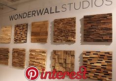 Discover thousands of images about Wonderwall studios interieur_Daily Cappuccino Wooden Wall Art, Wooden Walls, Acoustic Panels, Wall Cladding, Wood Paneling, Panelling, Wood Design, Textured Walls, Wood Crafts