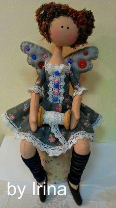 Mimin Dolls: Doll by Irina
