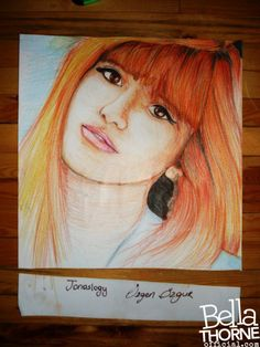.@bellathorne fan art