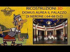 Domus Aurea il palazzo di nerone ( 64-68 d.c)