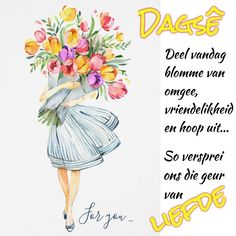 Lekker Dag, Goeie More, Morning Greetings Quotes, Afrikaans, Mornings, Garden, Morning Wishes Quotes, Garten, Acre