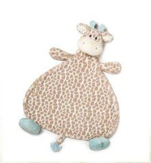 Demdaco Baby N00505 Colby Giraffe Play Mat - Boy. Available at OurPamperedHome.com