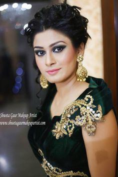(8) Shweta Gaur Makeup Artist And Academy