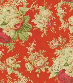 P Kaufmann Queensland Crimson Fabric Pinterest